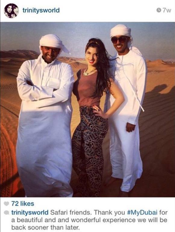 What's A Dubai Porta Potty? An Honest Woman! It Gets Worse